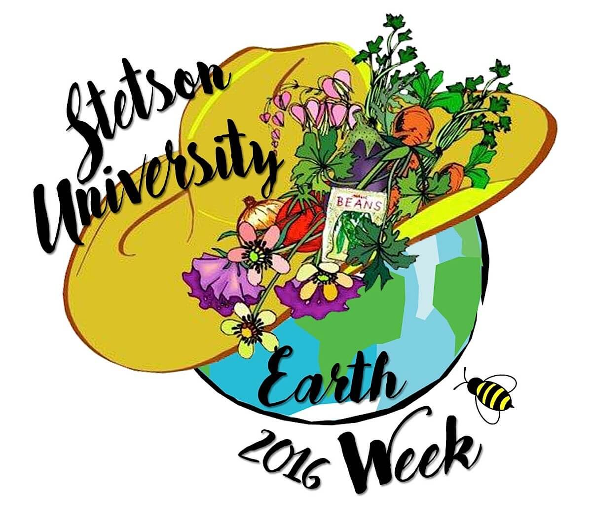 Earth Week Logo