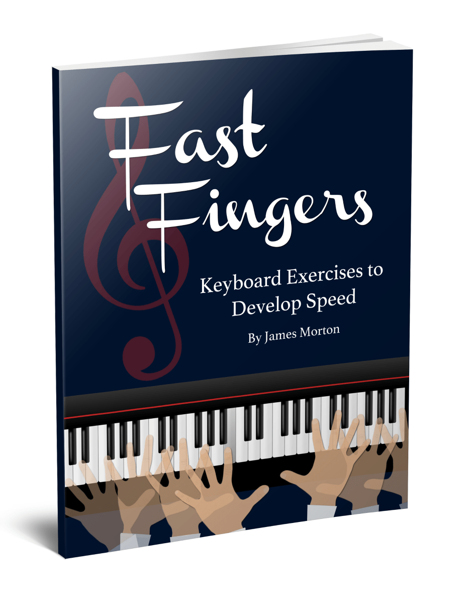 Fast Fingers Book Cover
