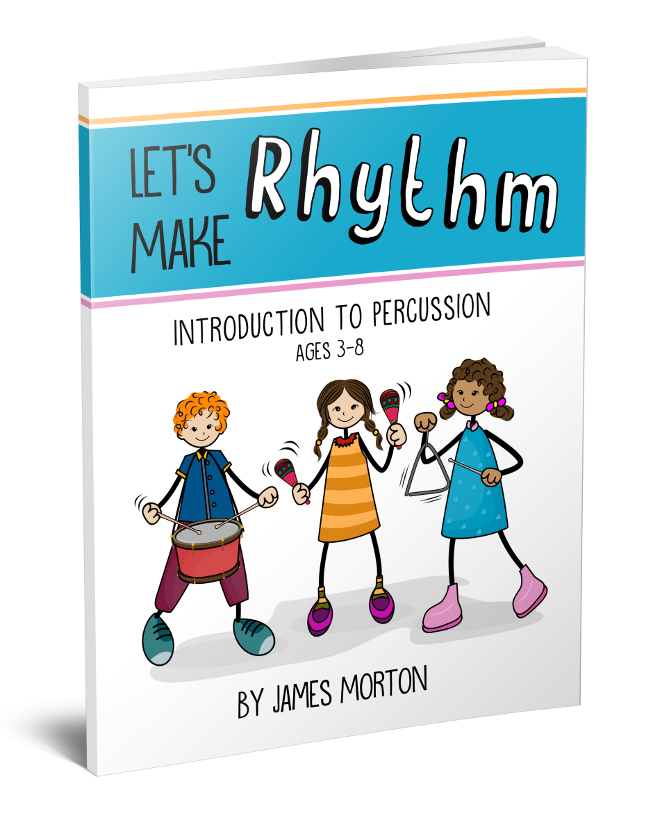 Let's Make Rhythm Book Cover