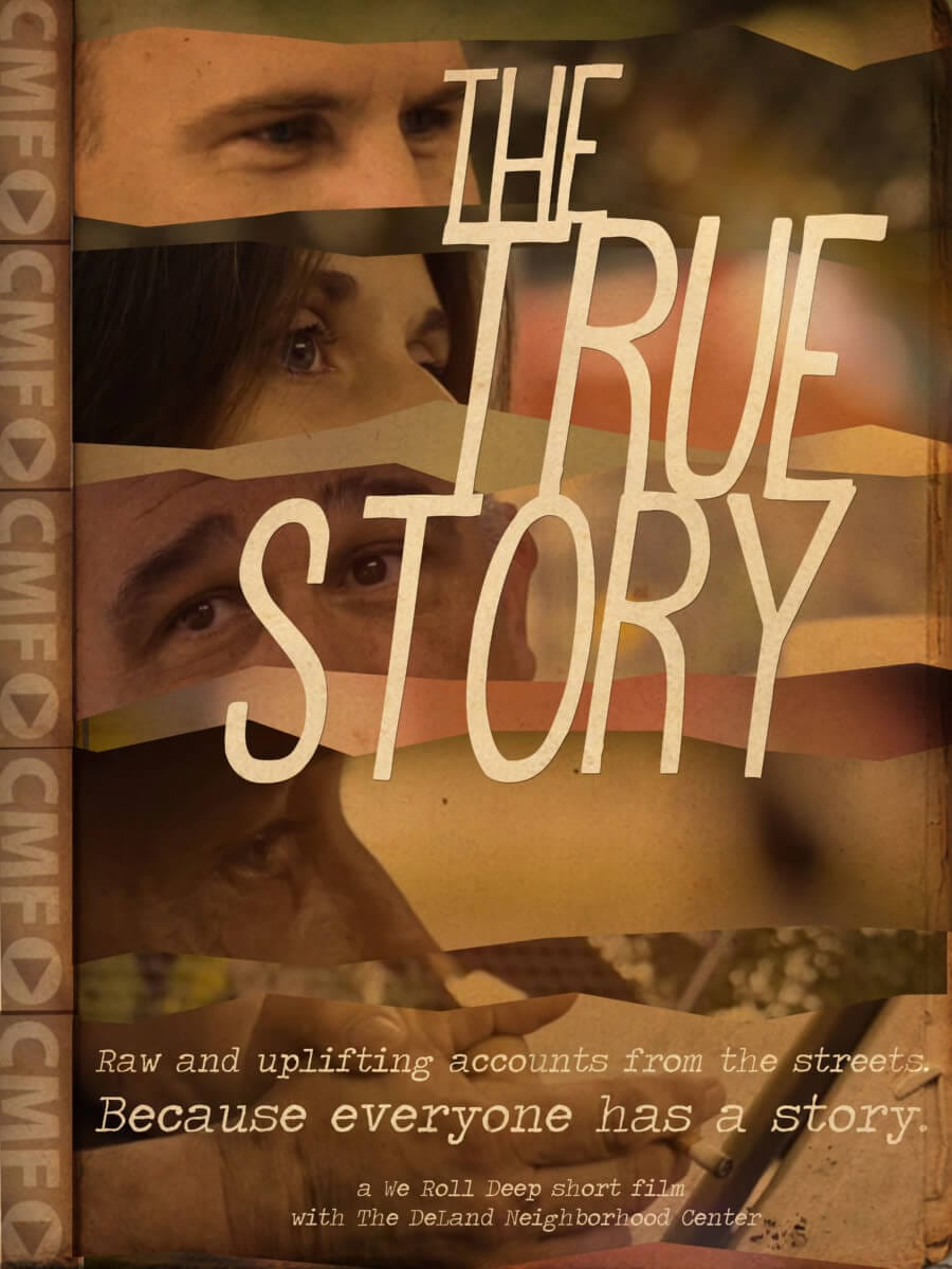 The True Story- Movie Poster